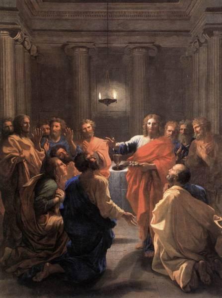 Institution of the Eucharist EUR